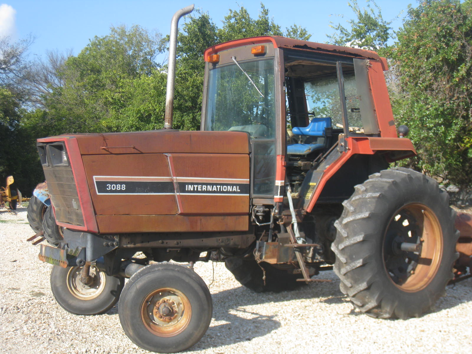 International Tractor Tattoo Designs : Case ih tractor parts new rebuilt and used