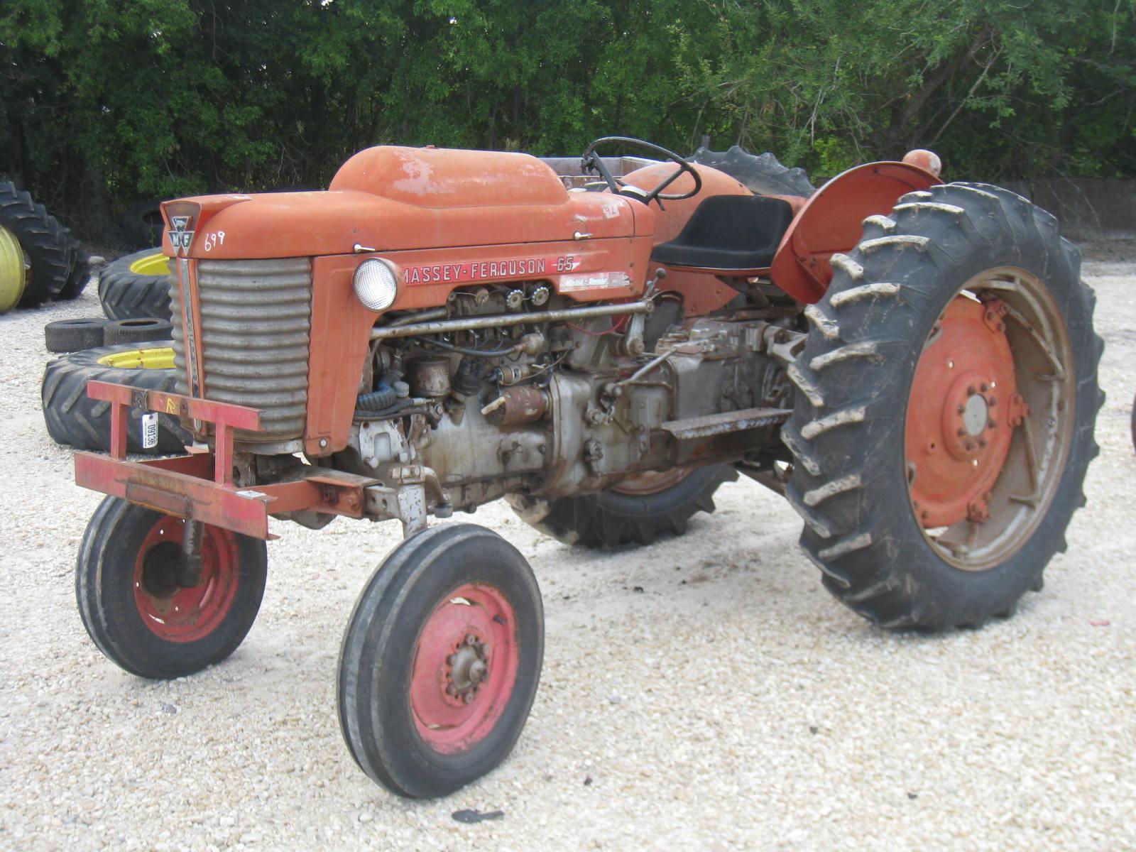 Massey Ferguson 65 Parts List : B m tractor parts dismantled details