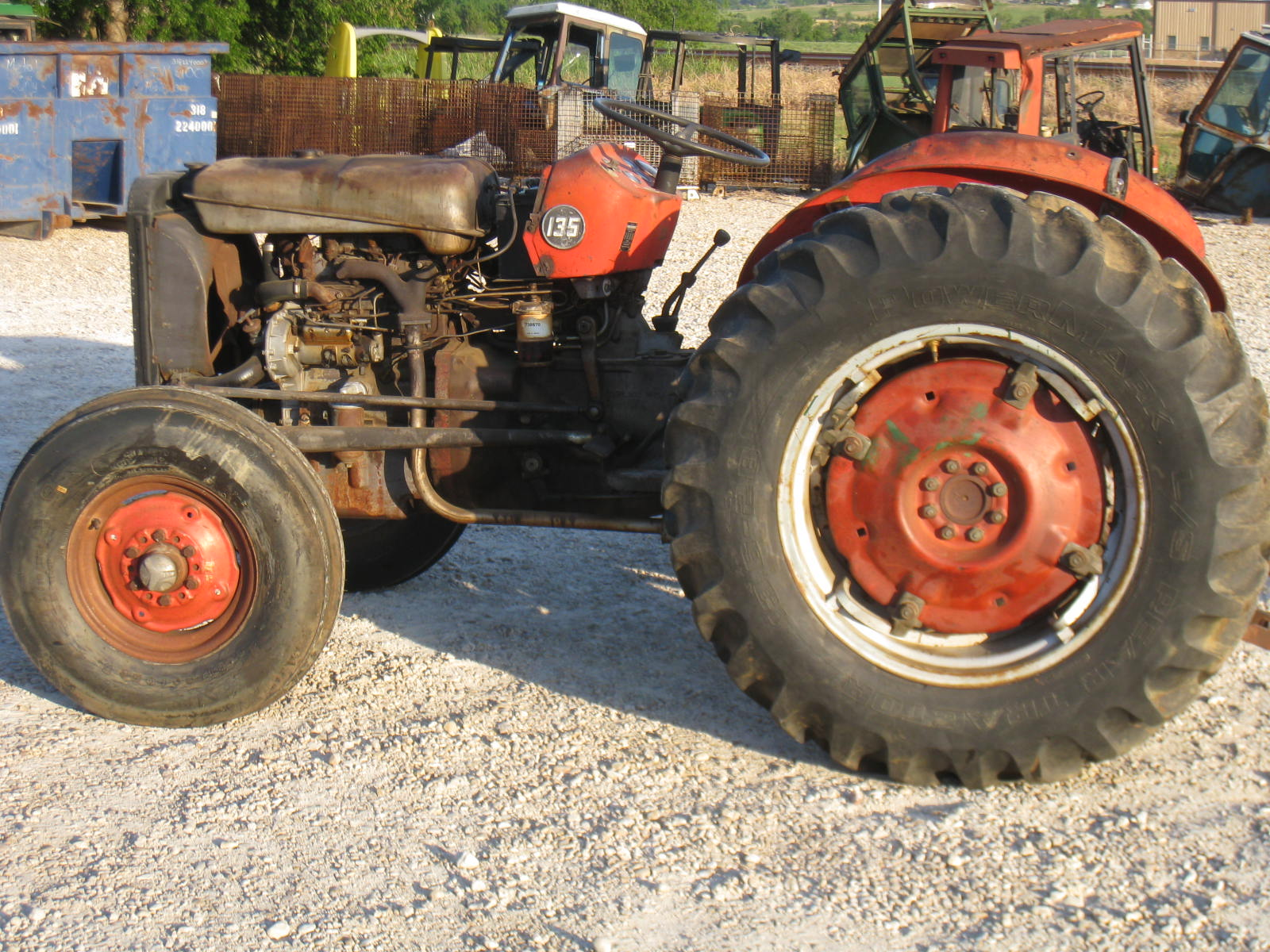 B&M Tractor Parts